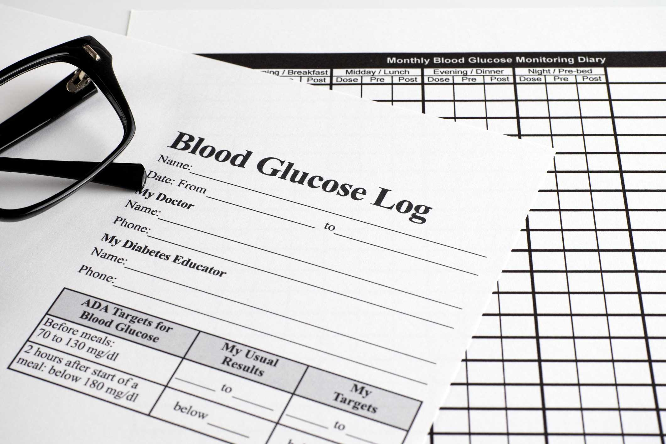 Blood Glucose Diaries