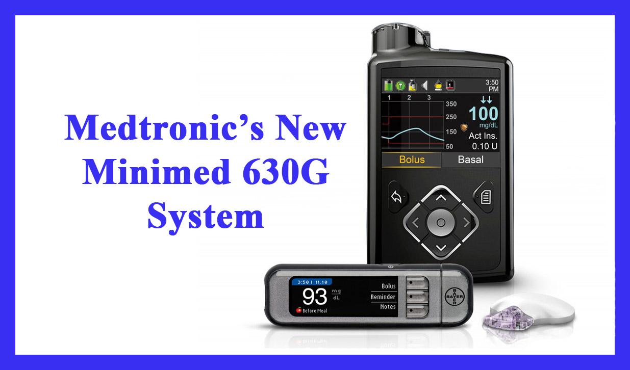 Medtronic Announces New MiniMed 630G Insulin Pump System ...