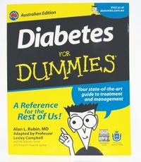 Book Explains Diabetes in Practical and Lighthearted Style