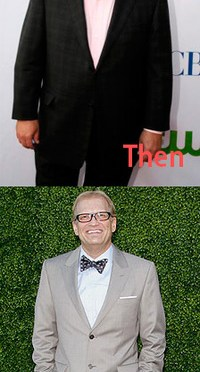 Type 2 Comedian Drew Carey Sheds 80 Pounds, Says No-Carb Diet Did It