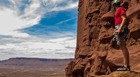 Steve Richert's Year of Rock-climbing for Diabetes Awareness