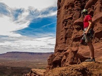 Steve Richert's Year of Rock-climbing for Diabetes Awareness