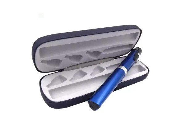 Blue Color Insulin Pen Box Travel Case Pens