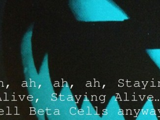 Ah, ah, ah, ah, Staying Alive, Staying Alive…. Well Beta Cells anyway…