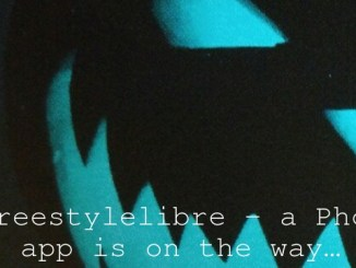 #freestylelibre – a Phone app is on the way…