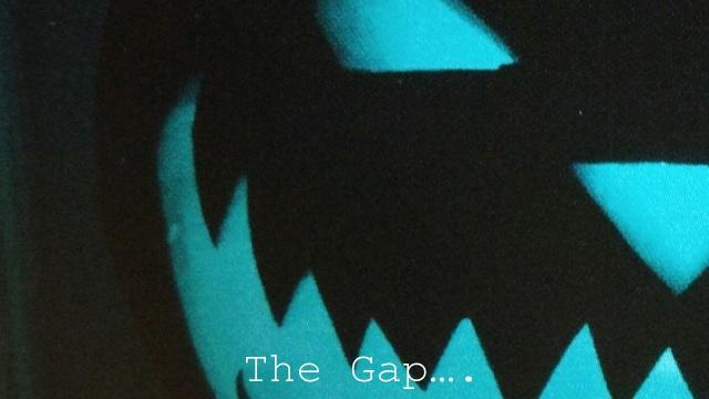 The Gap….
