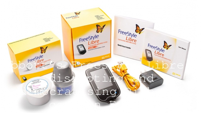 Abbott's Freestyle Libre – disrupting and democratising Diabetes care in Europe