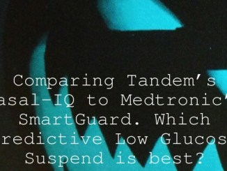 Comparing Tandem's Basal-IQ to Medtronic's SmartGuard. Which Predictive Low Glucose Suspend is best?