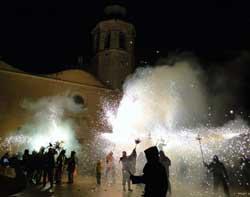 30 anys dels Diables de la Granada