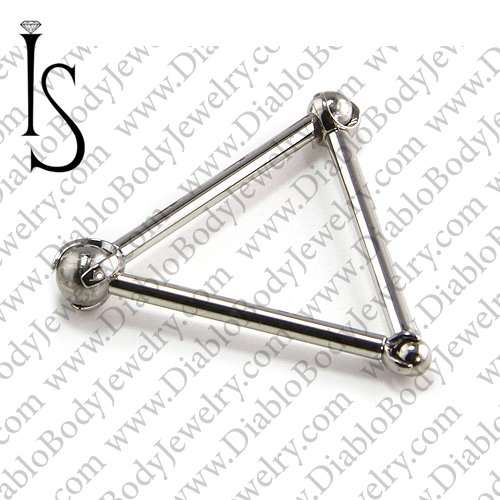 Industrial Strength Titanium Threaded Prong Ball Joints 14