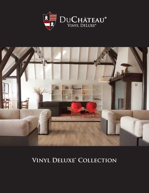 DuChateau Hardwood Vinyl Deluxe Collection  Diablo