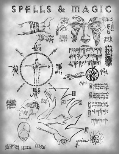 Latin Symbol Healing
