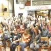 Sindicato dos Bancários do ABC aprovou em assembleia, no último dia 1º, o indicativo de paralisação. Foto: Eberly  Laurindo