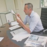 Com balanço financeiro do Consórcio em 2016, Michels criticou os gastos da entidade. Foto: Thiago Benedetti/PMD