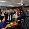 Comissão de Assuntos Sociais rejeitou relatório de Ricardo Ferraço. Resultado é comemorado por senadores de oposição. Participam). Foto: Marcos Oliveira/Agência Senado