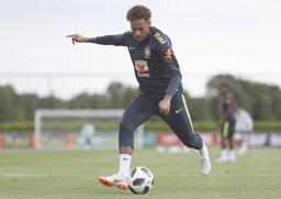 Neymar será titular na seleção após sete meses
