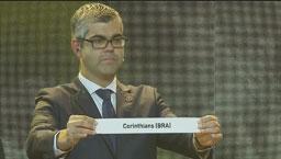 Corinthians e Palmeiras podem se cruzar nas quartas