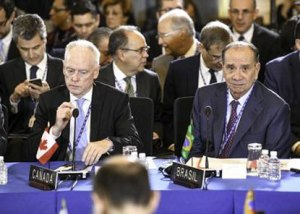 Aloysio Nunes diz que Venezuela pode ser suspensa da OEA