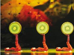 """Cirque Du Soleil traz para São Paulo """"Ovo"""", primeiro espetáculo dirigido por uma mulher"""