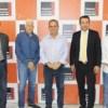 Consórcio ACB recebe visita do vice-prefeito de Santo André