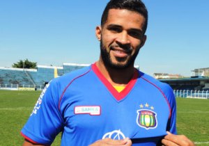 Artilheiro da Série A2, Alvinho reforça o Azulão na Copa Paulista