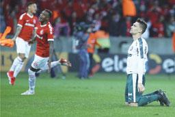 Nos pênaltis, Inter elimina Palmeiras da Copa do Brasil