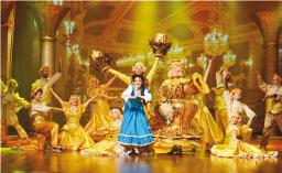 Teatro Lauro Gomes recebe no próximo dia 27 'A Bela e a Fera'