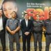 """Prefeito Orlando Morando homenageia policiais militares de São Bernardo do Programa """"Policial Nota 10"""""""