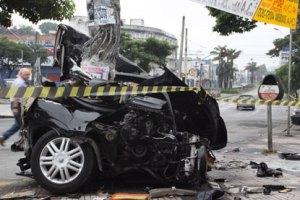Mortes no trânsito caem 22,7% este ano no ABC, mostra Infosiga