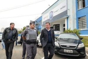 Centro de Operações Integradas de Segurança do Estado em São Bernardo será entregue em setembro