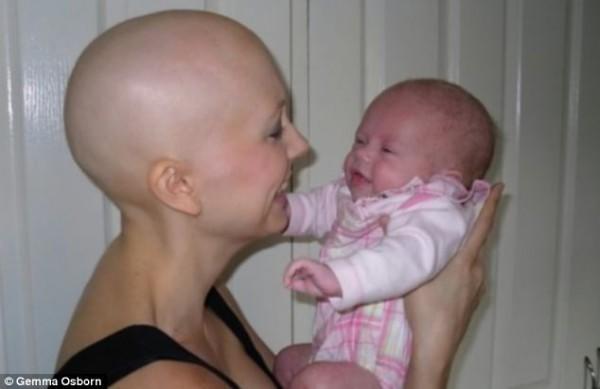 diaforetiko.gr : article 2528835 1A4491DD00000578 183 634x412 600x389 ΣΥΓΚΛΟΝΙΣΤΙΚΟ:  Γέννησε πρόωρα για να αρχίσει χημειοθεραπείες και μόλις τελείωσαν....