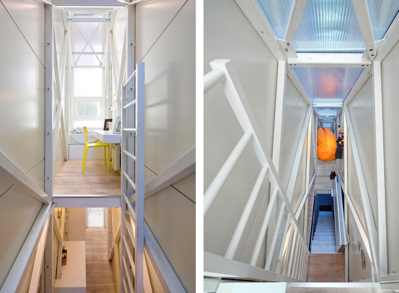 diaforetiko.gr : keret house1 Το στενότερο σπίτι στον κόσμο έχει πλάτος περίπου ένα μέτρο αλλά χωρά τα πάντα!