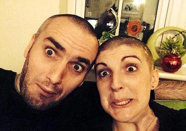 Η Ντον νίκησε την αρρώστια χάρη στον «φύλακα άγγελό» της Στίβεν