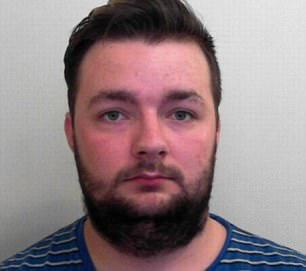 Daniel Davey was found dead in prison just weeks after being jailed for six-and-a-half years for abusing a young boy