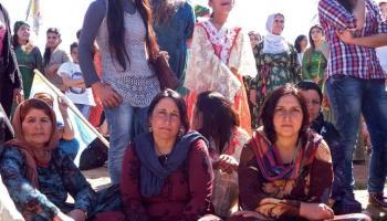 Kurdistán_Rojava: la revolución de las mujeres