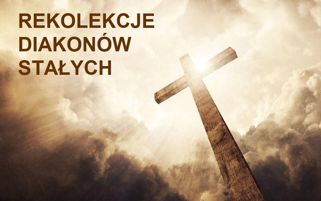 Rekolekcje dla diakonów