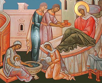 Αποτέλεσμα εικόνας για γενεσιον θεοτοκου