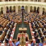 Parlament illusztráció