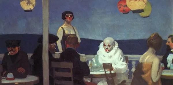 Soir Bleu (1914), Edward Hopper