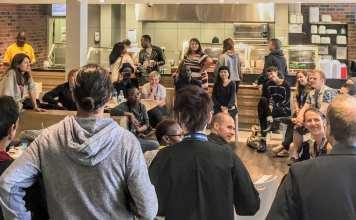 Next Generation programme meet-and-greet