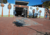 Gugu S'Thebe Cultural Centre, in the township of Langa, venue for a Focus Day on Theatre for Social Change.