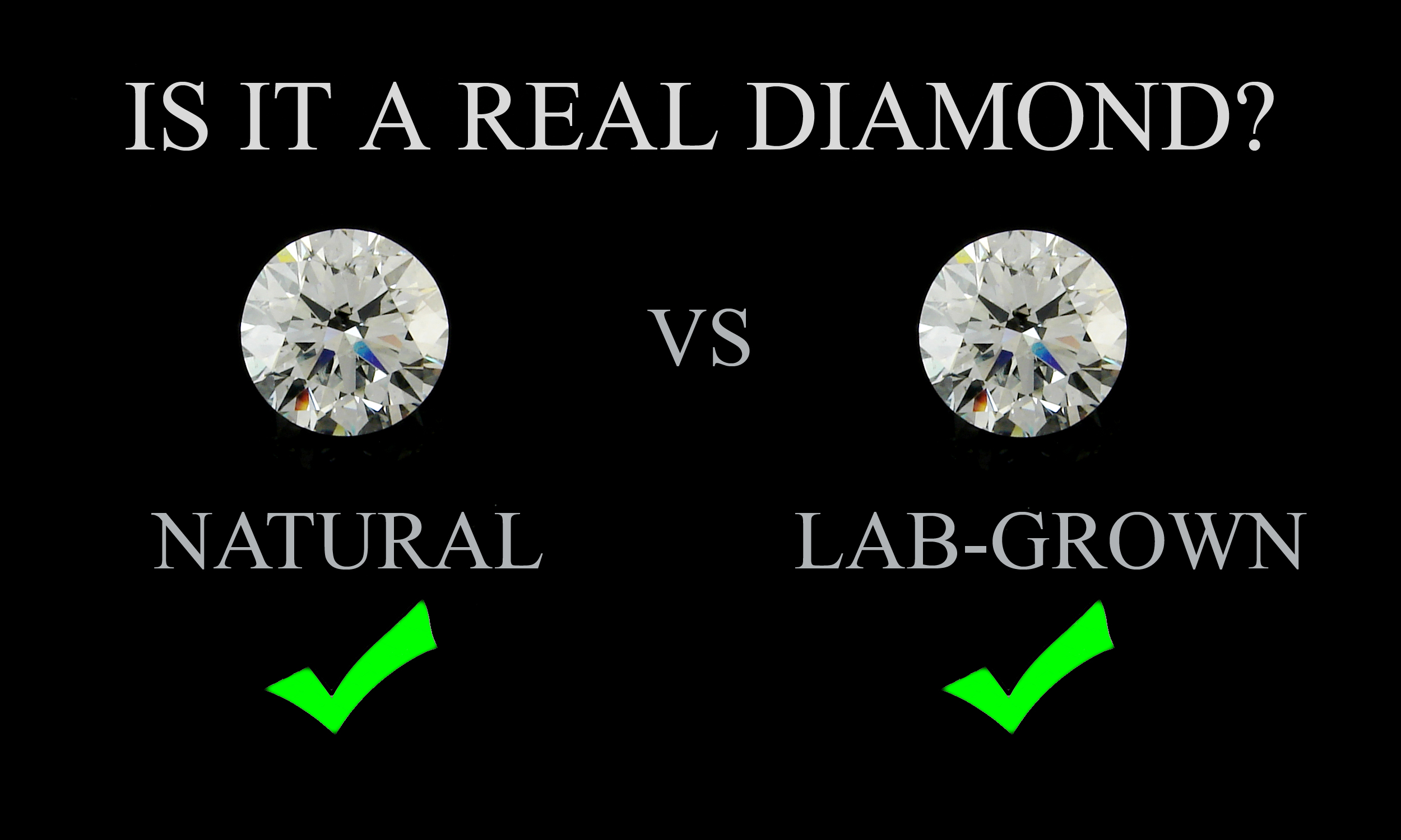 Are Artificial Diamonds Real