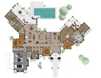 Diamante Custom Floor Plans