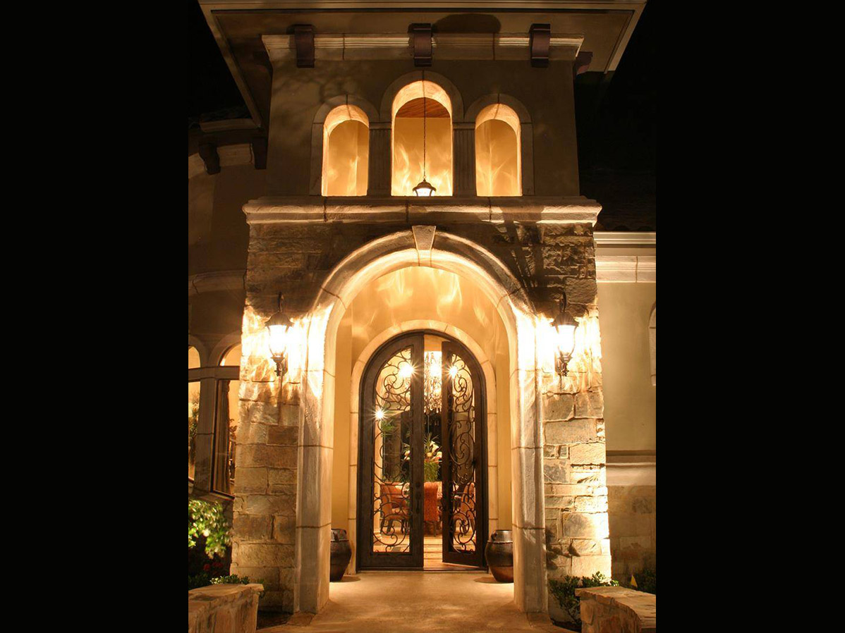 Modern Tuscan Diamante Custom Homes