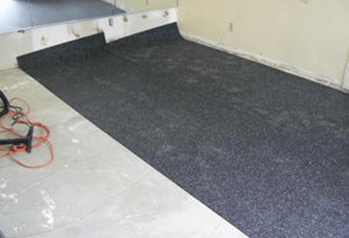 Rolled Rubber Mats  Athletic Flooring Diamond Safety