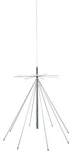Diamond® Antenna ~ D130J Super Discone Antenna