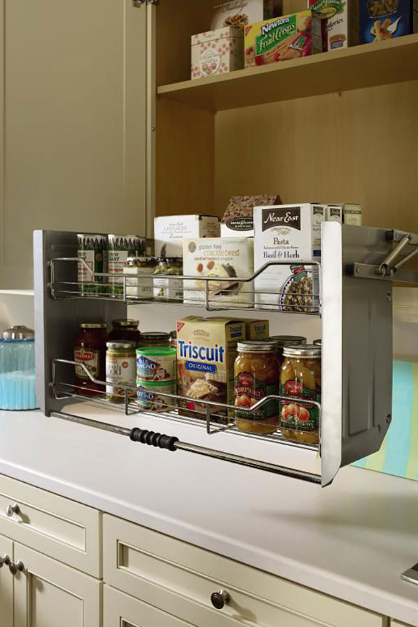 kitchen cabinet estimator acrylic cabinets organization and specialty products - wall with ...