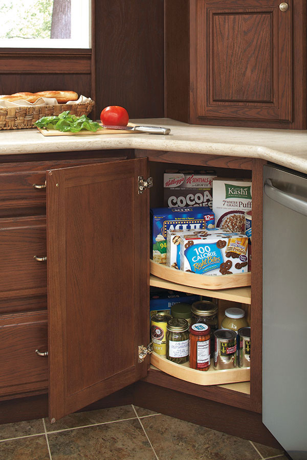Pull Out Corner Base Cabinet