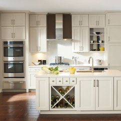 Lowes Kitchen Cabinets No Touch Faucet Diamond At Culver Maple Dover