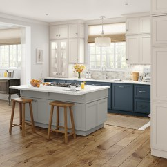 Diamond Kitchen Cabinets Cotton Rugs Delta Maple Maritime, Icy Avalanche & Stone Trail